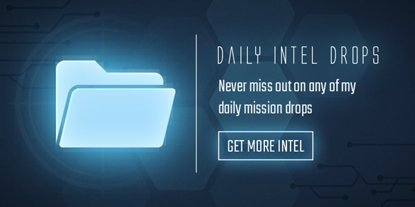 Captain Spins - Daily Intel