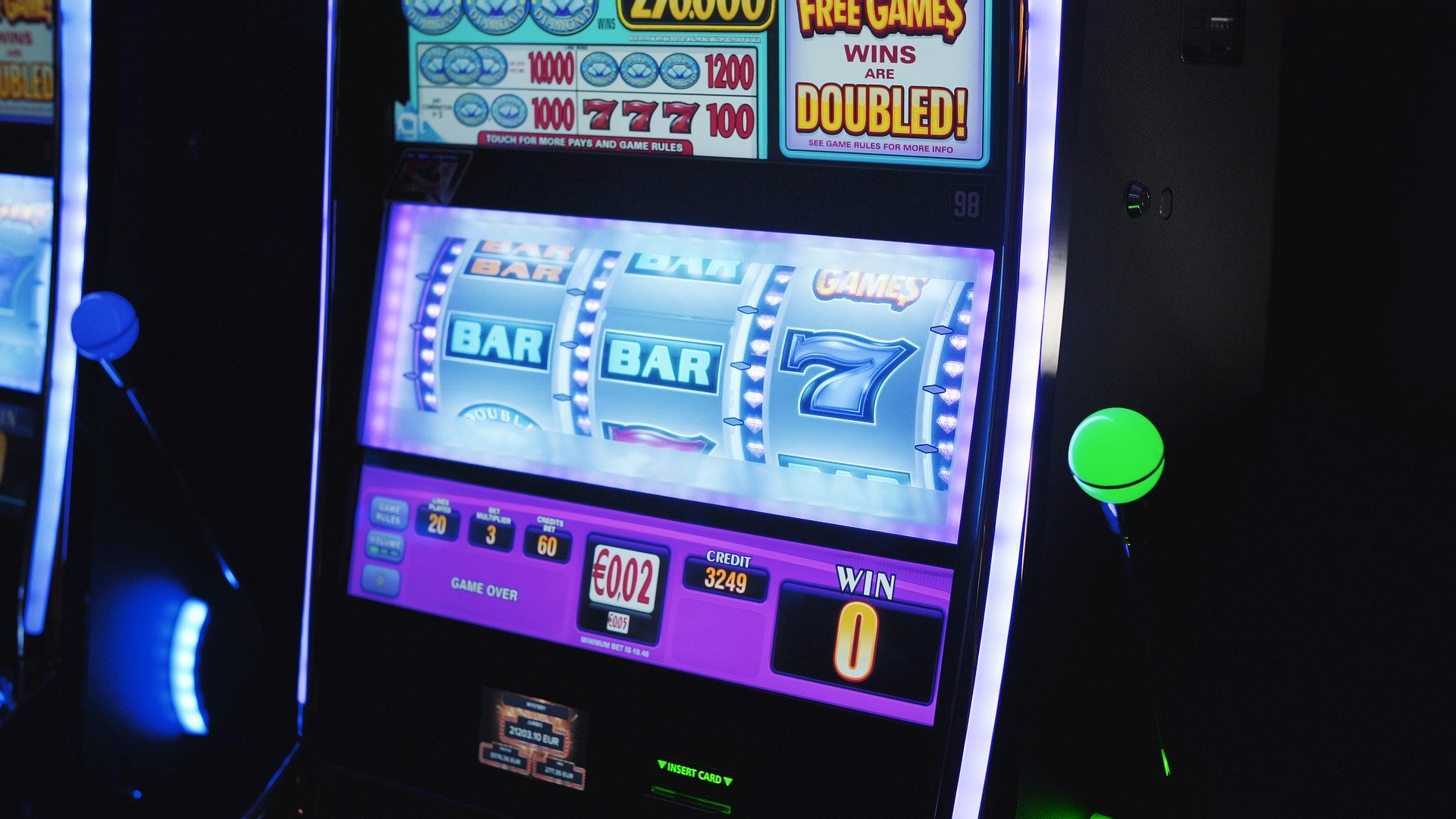 The Best Slot Games Of 2020 In Canada